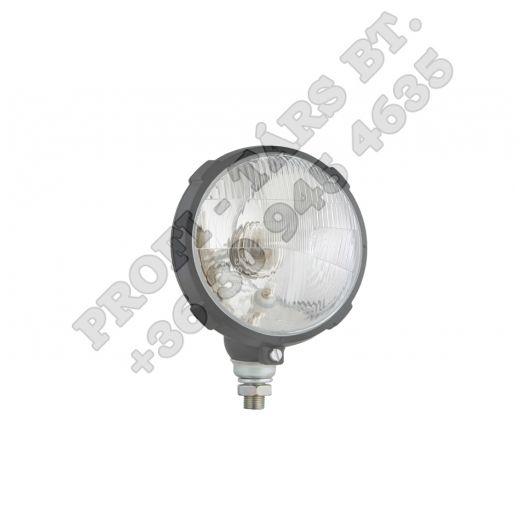 Traktor első lámpa (fényszóró) műanyag vagy fém